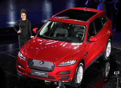 Jaguar F-Pace – SUV thể thao hạng sang cho khách Việt